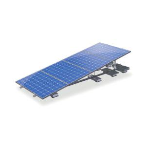 VALKQUATTRO - Solarrampe für 4 Module