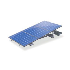 VALKTRIPPLE - Solarrampe für 3 Module